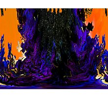 Oil Spill Photographic Print