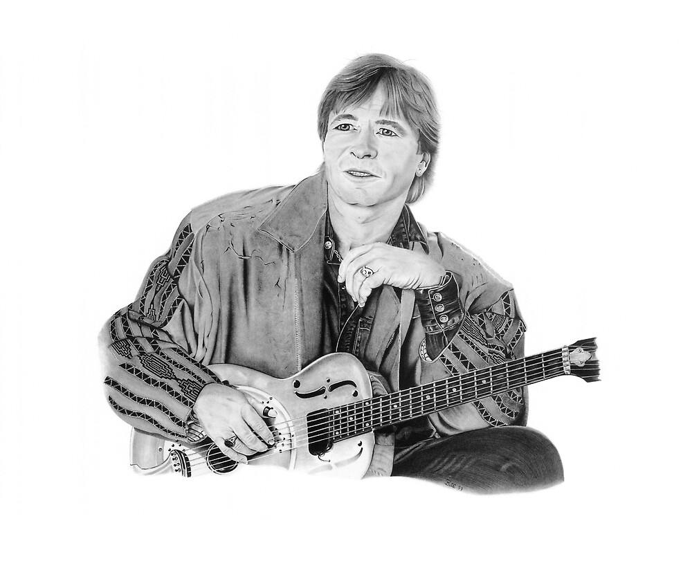 John Denver ... great artist and more ... by Barb Miller