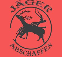 JÄGER ABSCHAFFEN by fuxart