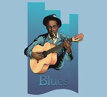R J Blues Unisex T-Shirt