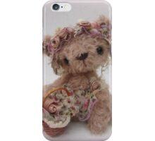 Autumn - Handmade bears from Teddy Bear Orphans iPhone Case/Skin
