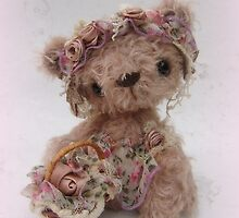 Autumn - Handmade bears from Teddy Bear Orphans by Penny Bonser