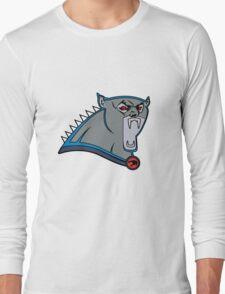 Carolina Panthros Long Sleeve T-Shirt