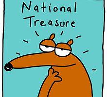 National Treasure by firstdog