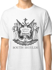 South Shields Coat of Arms II Classic T-Shirt