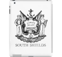 South Shields Coat of Arms II iPad Case/Skin