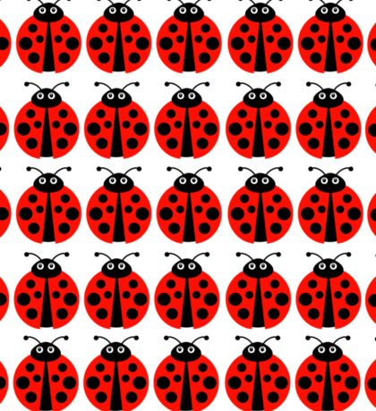 Lady birds Sticker