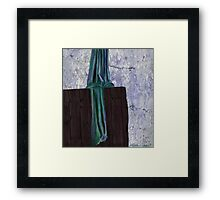 """""""An Unchangeable Certainty"""" Framed Print"""