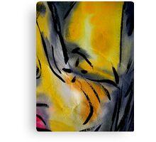 sketch#13.... Canvas Print