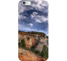 Day At Zion iPhone Case/Skin