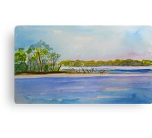 Broadwater  Gold  Coast Canvas Print