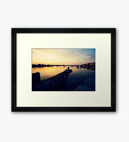Sungarvan Framed Print