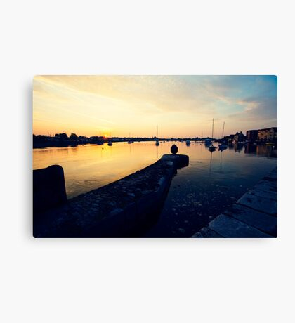 Sungarvan Canvas Print
