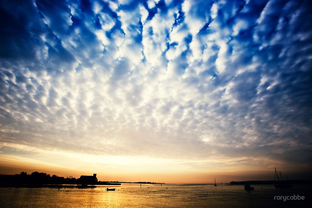 Sungarvan Over The Harbour by rorycobbe