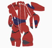 Baymax Armour Kids Clothes