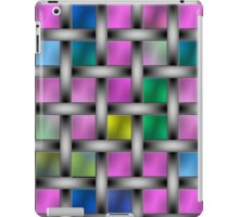 Color and pattern Flash iPad Case/Skin