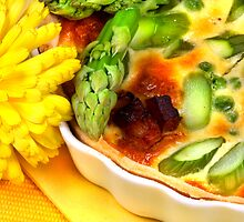 Asparagus, Peas and Bacon  by SmoothBreeze7