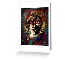 Time to break the mold Greeting Card