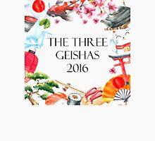 The Three Geishas mk ll Unisex T-Shirt