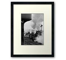 Gloucestershire Warwickshire Railway Framed Print