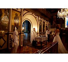 peoplescapes #302, ceremony Photographic Print