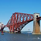 Forth Rail Bridge by emanon