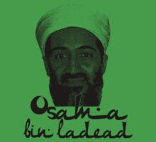 Osama Bin Ladead ( osama bin laden dead ) by personalized