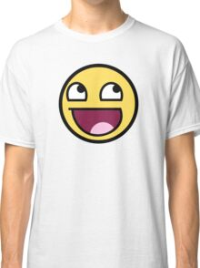 Awesome Smiley Classic T-Shirt