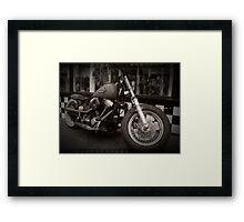 Hardly Robinson 3 Framed Print