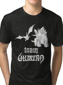 Team Chimera - Derek's Nidoking and Crobat Tri-blend T-Shirt