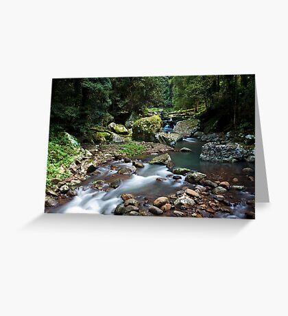 Caves Creek Greeting Card