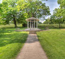 Magna Carta Memorial Runnymede by Chris Day