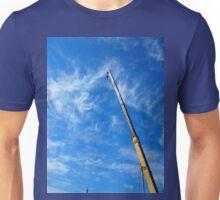 The boom of the crane  Unisex T-Shirt