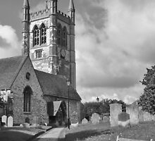 St Andrew's Church, Farnham, Surrey, UK. by relayer51