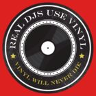Real DJs Use Vinyl by Paul Welding