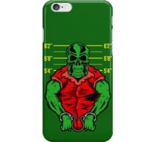 Let's Get Busted iPhone Case/Skin