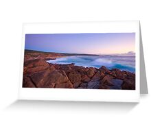 Wyadup To Cape Clairault Greeting Card