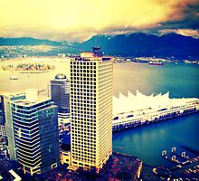 Vancouver's Magic Charm no. 4 by Anna Vegter