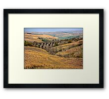 Dent Head Viaduct Framed Print