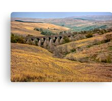 Dent Head Viaduct Canvas Print