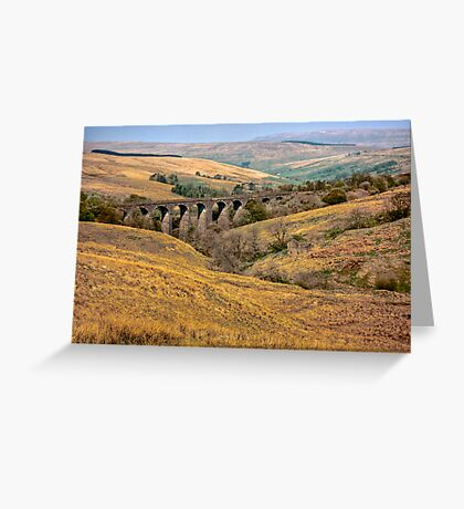 Dent Head Viaduct Greeting Card