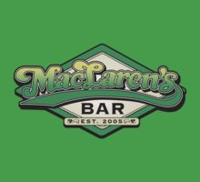 MacLaren's Bar by DetourShirts