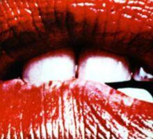 Rocky Horror Lips Sticker