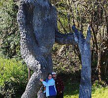 We Found Big Foot by Jonice