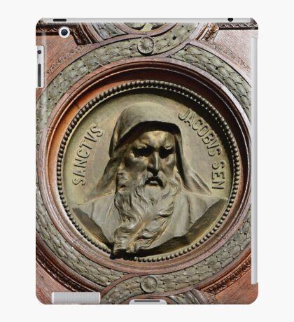saint jacob Bas-relief iPad Case/Skin
