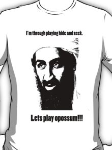 Bin Laden 1 T-Shirt