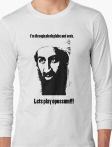 Bin Laden 1 Long Sleeve T-Shirt