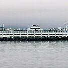 Kingston Ferry by Robert  Miner