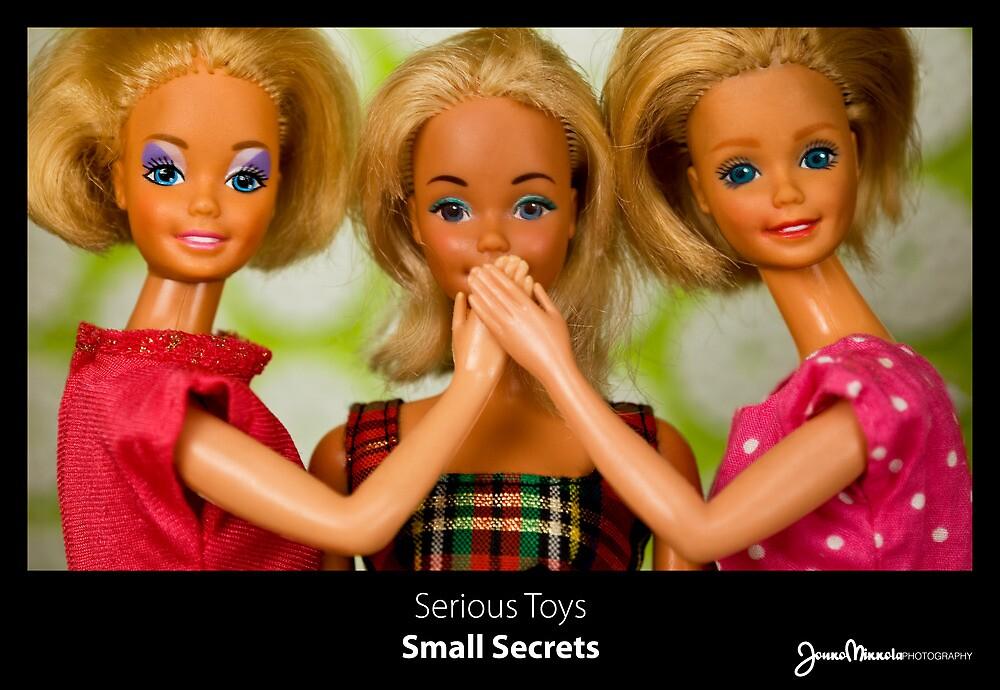 Serious Toys - Small Secrets by Jouko Mikkola