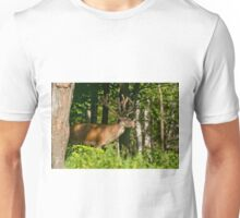 Young Bull Red Deer T-Shirt